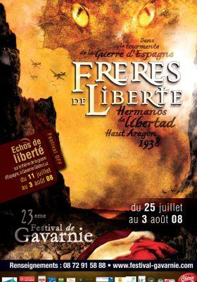 2008 : Frères de Liberté