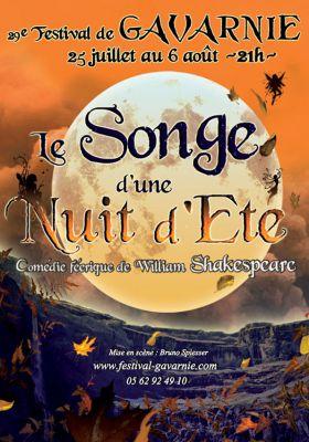 2014 : Le Songe d'une Nuit d'Eté