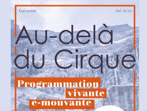 PROGRAMMATION AU-DELA DU CIRQUE